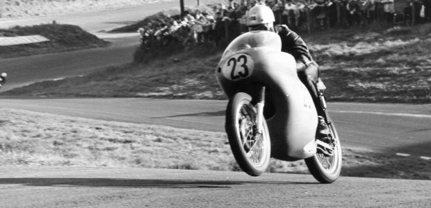 Pete at Cadwell in the Fifties