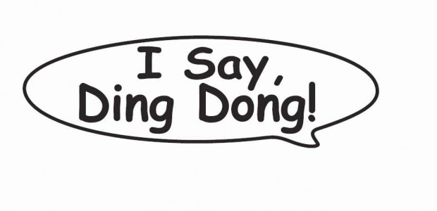 I Say Ding Dong